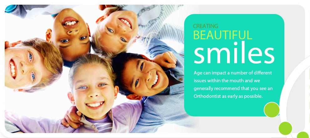 Creating Beautiful Smiles